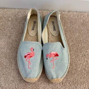 Soludos Flamingo Slippers